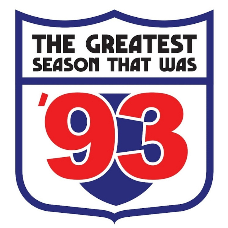 Greatest Season That Was 1993_Podcast
