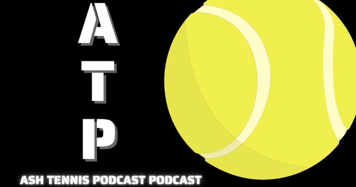 Ash Williams Tennis Podcast_Twitter post